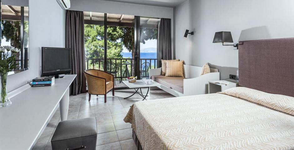 Boungalow mit Gartensicht - Aeolos Beach Resort