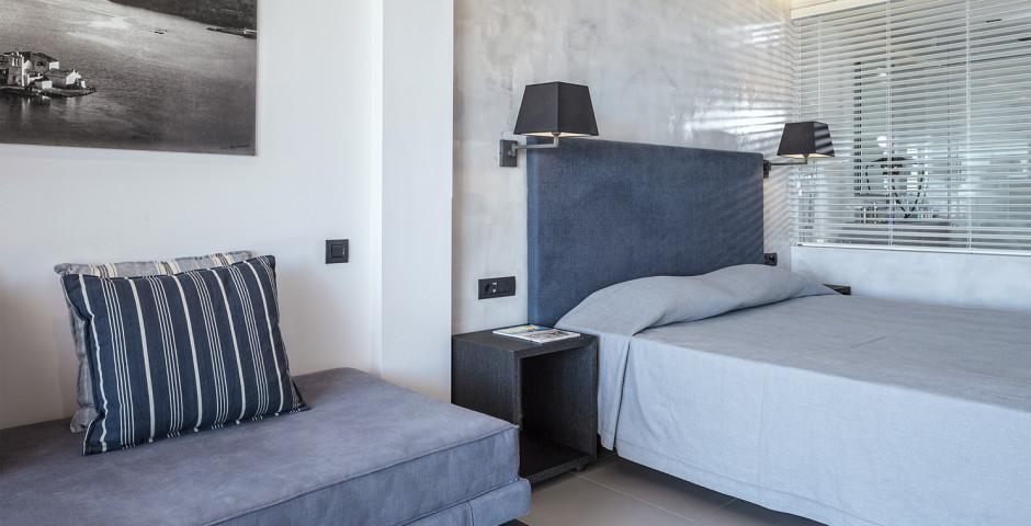 Doppelzimmer Deluxe - Aeolos Beach Resort