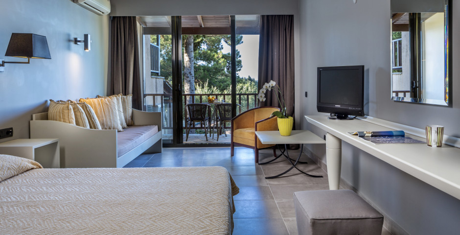 Doppelzimmer Bungalow Superior - Aeolos Beach Resort