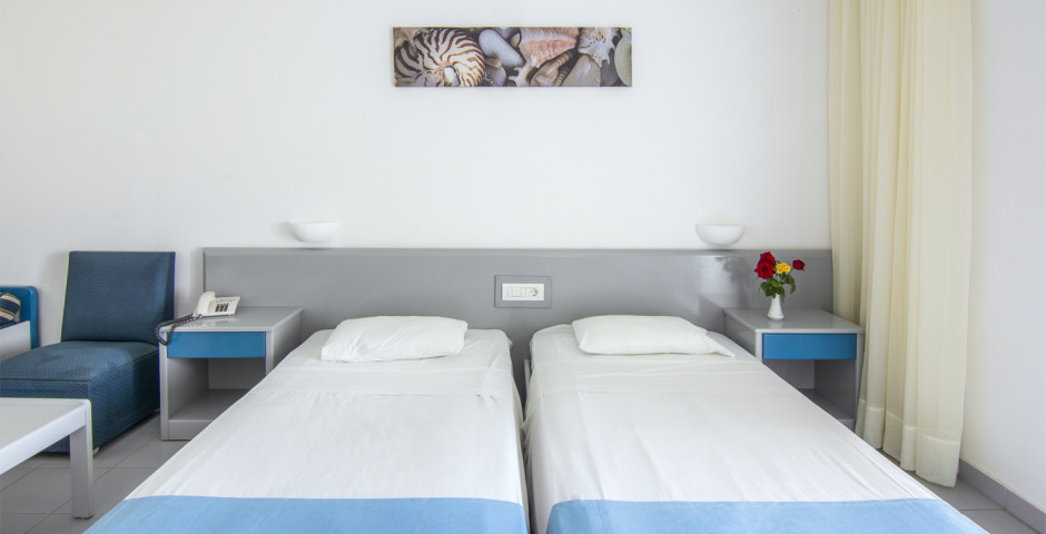 Doppelzimmer - Aeolos Beach Resort