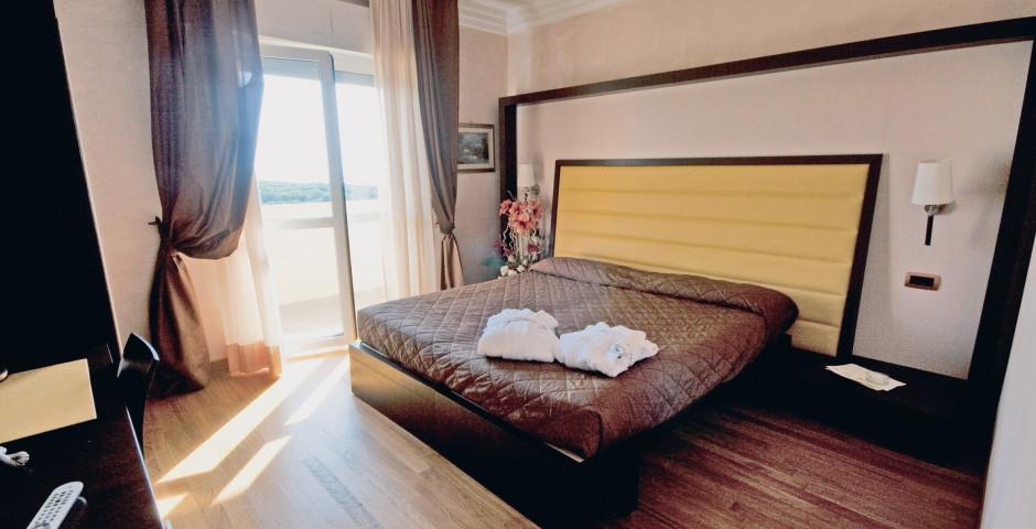 Doppelzimmer Elegance - Park Hotel Marinetta