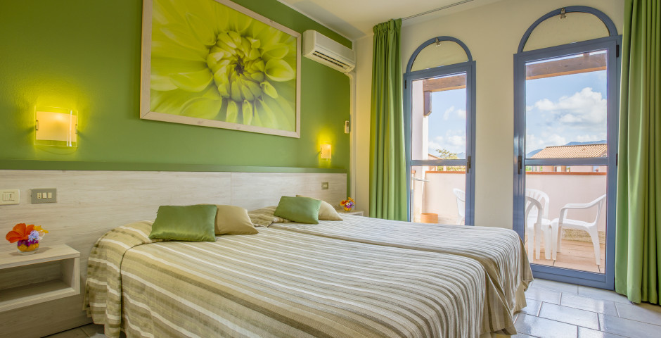 Doppelzimmer - Life Resort Garden Toscana (ex. Valtur Garden Toscana)