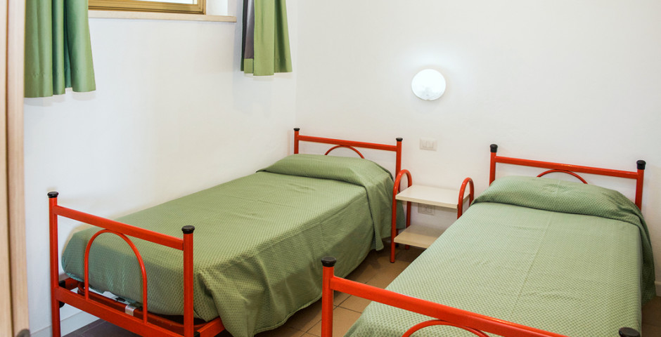 3-Zimmer-Appartement BT5 - Ferienanlage Baia Toscana
