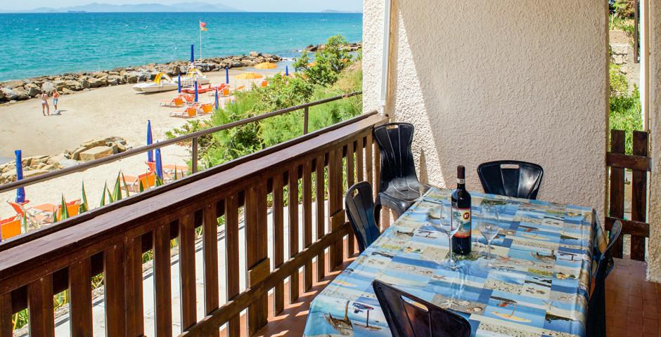 3-Zimmer-Appartement C5 - Ferienanlage Baia Toscana