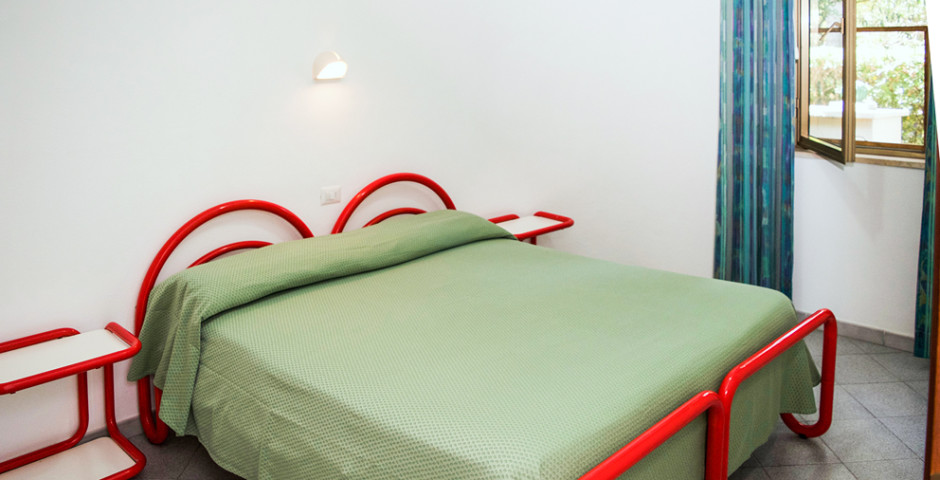 3-Zimmer-Appartement A5 - Ferienanlage Baia Toscana