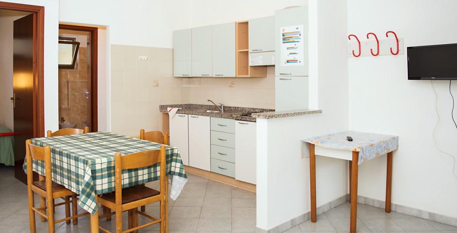 2-Zimmer-Appartement A4 - Ferienanlage Baia Toscana