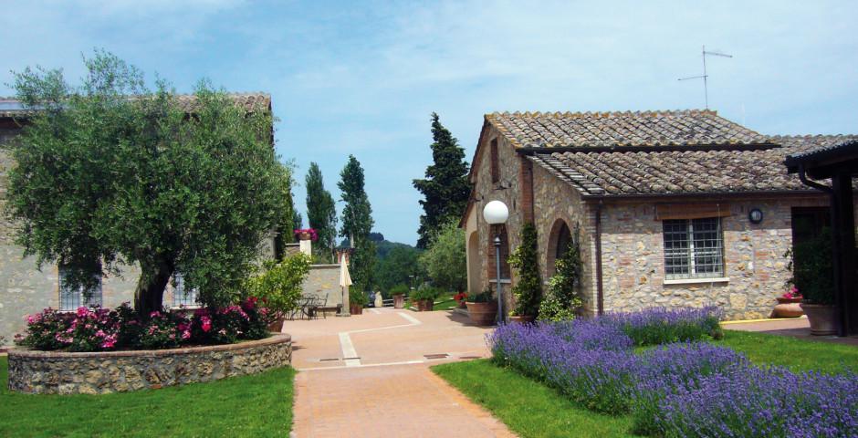 Agriturismo La Sovana - Hotel