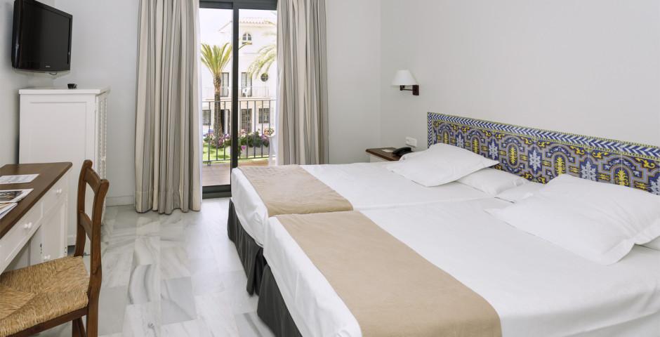 Doppelzimmer - Hotel Playa de la Luz
