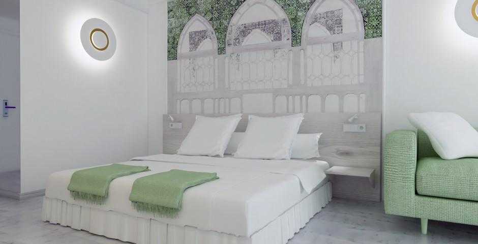 Doppelzimmer - Iberostar Marbella Coral Beach