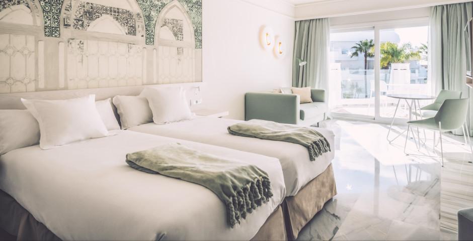 Doppelzimmer seitliche Meersicht - Iberostar Marbella Coral Beach