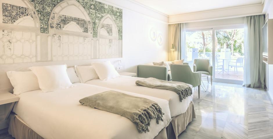 Doppelzimmer mit Gemeinschaftspool - Iberostar Marbella Coral Beach