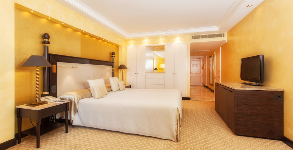 Doppelzimmer Deluxe - Kempinski Hotel Bahia Estepona