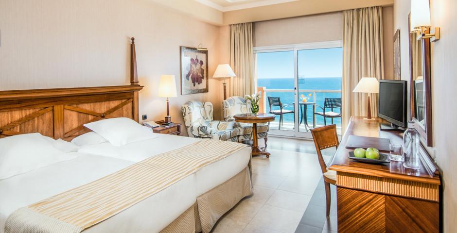 Doppelzimmer Deluxe Meersicht - Gran Hotel Elba Estepona & Thalasso Spa
