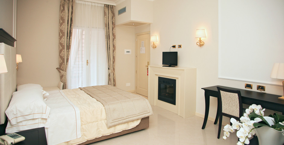 Doppelzimmer - Hotel Miramare