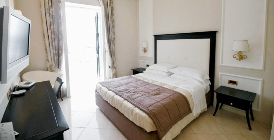 Chambre double Superior - Hôtel Miramare