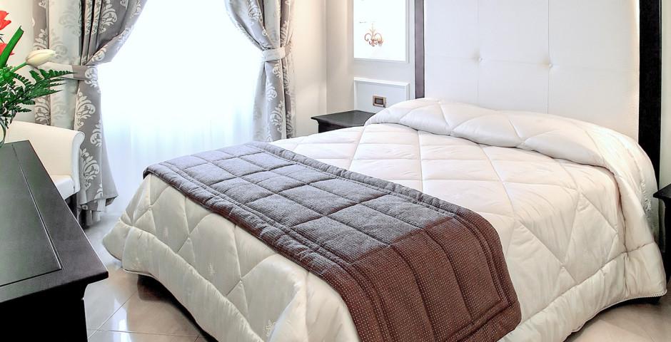 Chambre double - Hôtel Miramare
