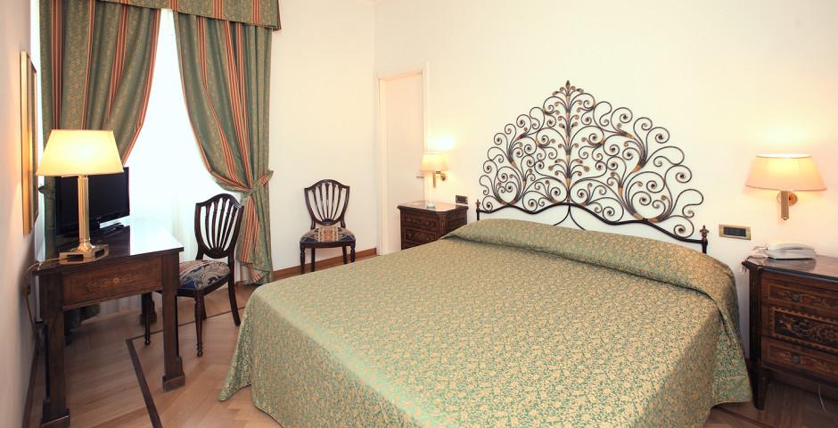 Doppelzimmer - Grand Hotel Villa Balbi