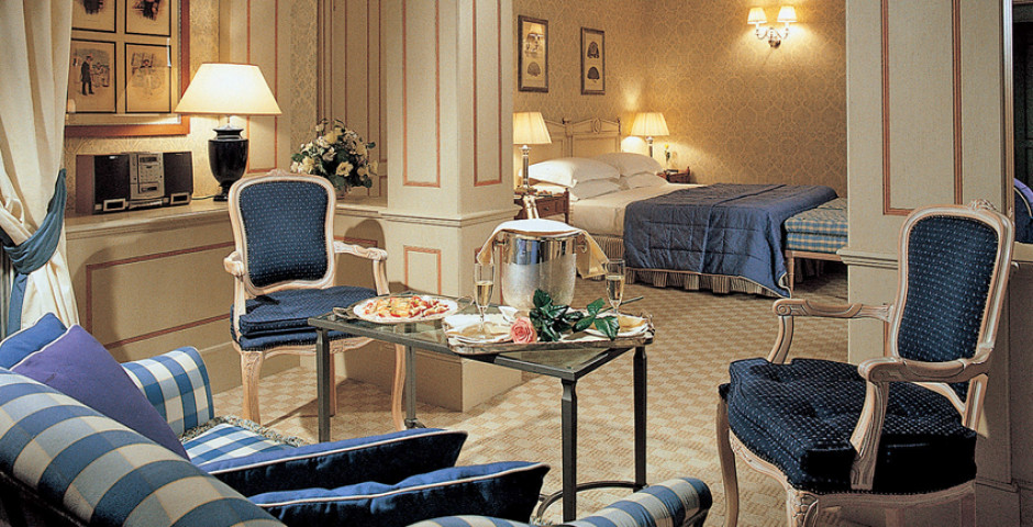 Suite - Hotel Excelsior Palace