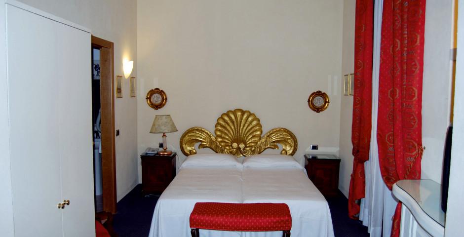 Wohnbeispiel Doppelzimmer - Hotel Tigullio & De Milan