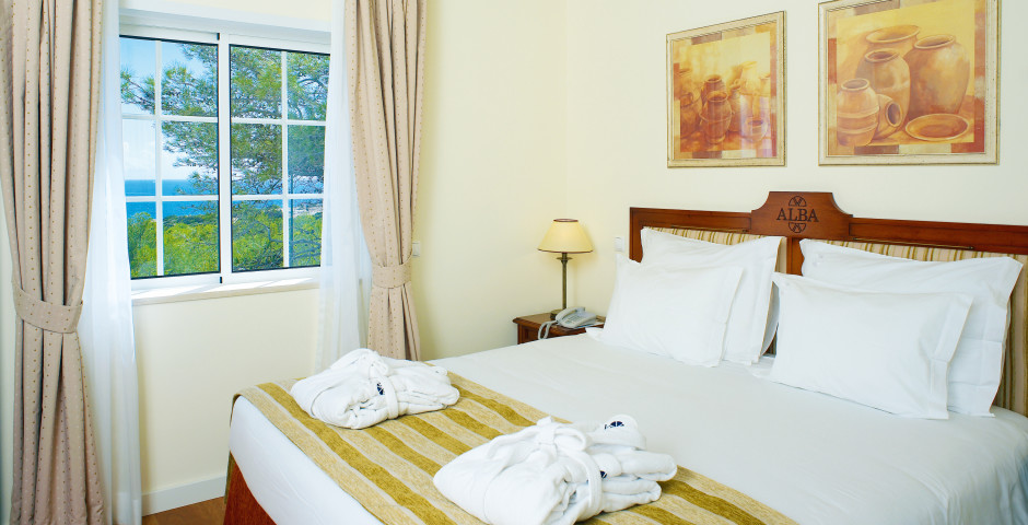 Wohnbeispiel - Suites Alba Resort & Spa