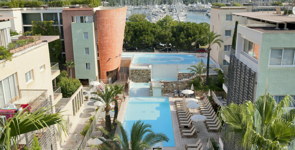 Premium Résidence P & V «Antibes Port Prestige»