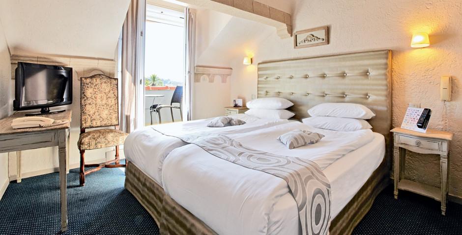 Doppelzimmer Superior - Golden Tulip Cannes Hotel de Paris