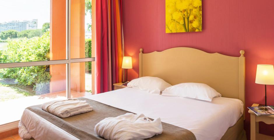 2-Zimmer-Appartement - P&V Premium Les Rives de Cannes Mandelieu