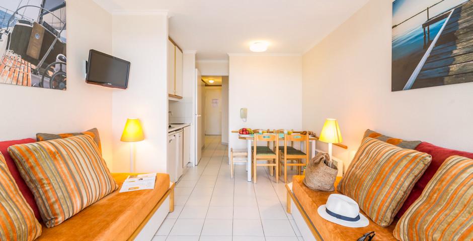 Studio mit Cabine - Feriendorf P&V «Cap Esterel» - Appartements