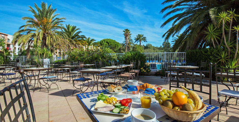 Hotel-Residence Soleil de Saint-Tropez