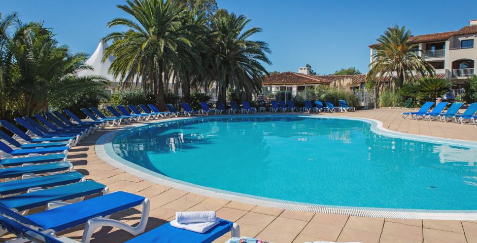 Hôtel-résidence Soleil de Saint-Tropez