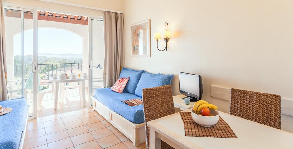2-Zimmer-Appartement Standard