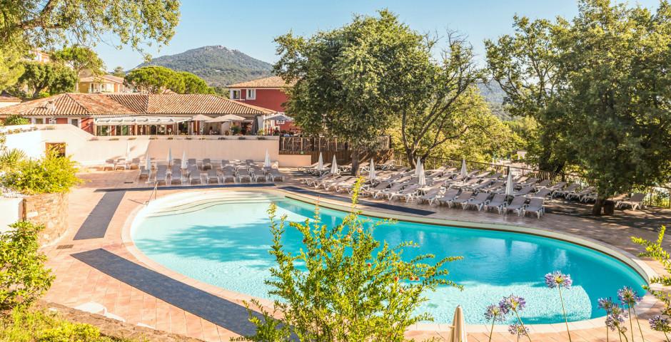 Village de vacances P & V «Les Restanques du Golfe de Saint-Tropez»