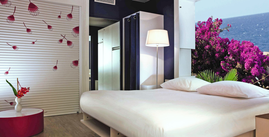 Familienzimmer (2 Zimmer) Typ D4 Privilège «Les Pins» - Riviera Beach Club «Belambra» - Formule Club