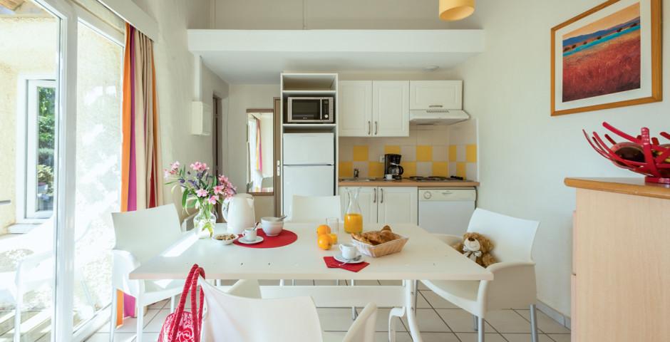 2-Zimmer-Appartement - Feriendorf Belambra «Les Lauriers Roses»