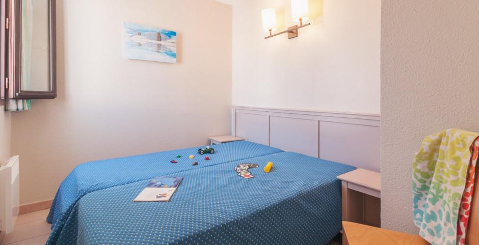 Appartement 4 pièces - Résidence P & V «Rivages de Rochelongue»