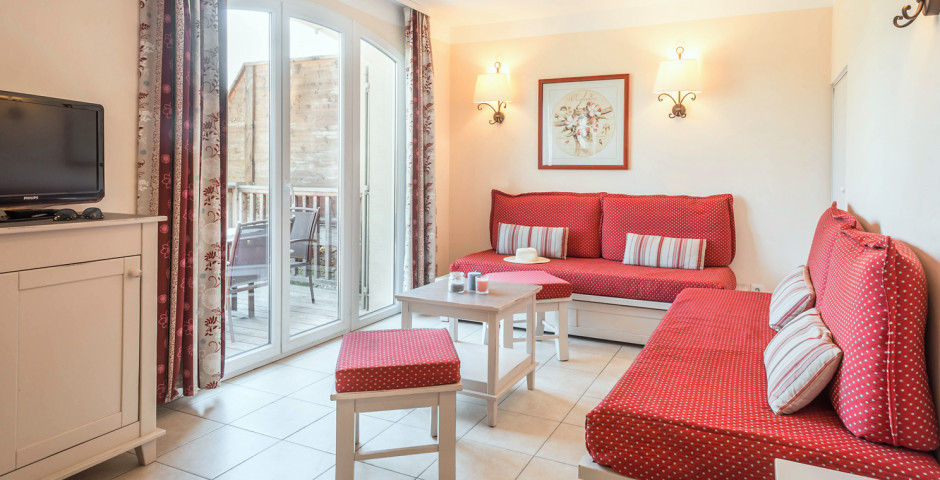 2-Zimmer-Appartement - Feriendorf P & V «Pont-Royal en Provence» - Appartements