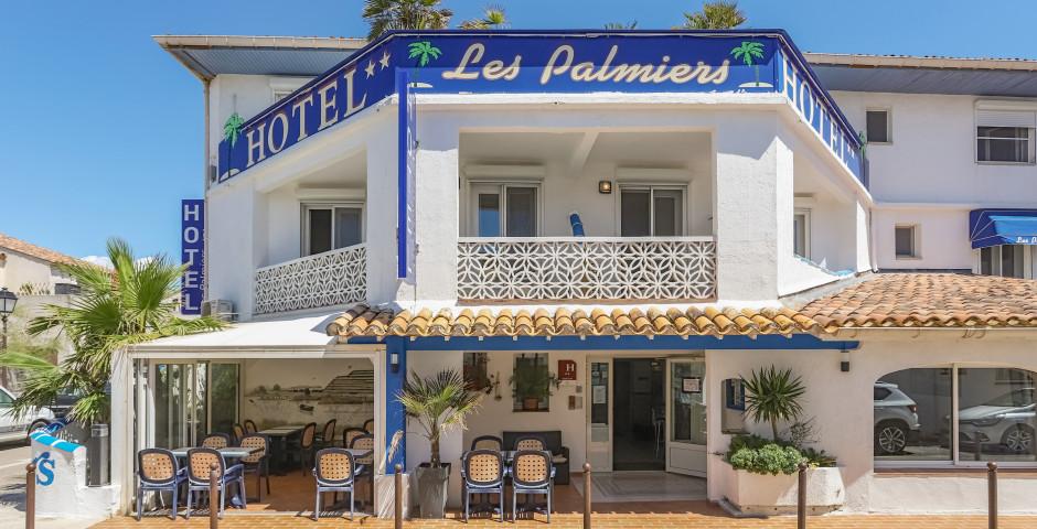 Hôtel Les palmiers en Camargue