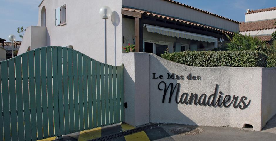Bungalow-Ferienanlage Le Mas des Manadiers