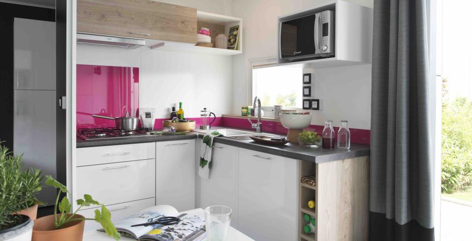 3-Zimmer-Cottages - Feriendorf Les Mûriers