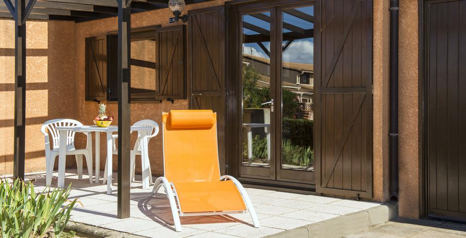 3-Zimmer-Reihenhaus - Feriendorf Les Tamaris & Les Portes du Soleil