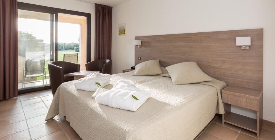 Doppelzimmer - Thalacap Camargue - Hotel