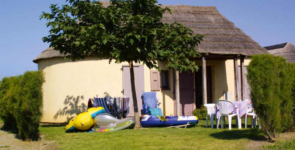 Beispiel 3-Zimmer-Bungalow - Feriendorf L'île des Pêcheurs