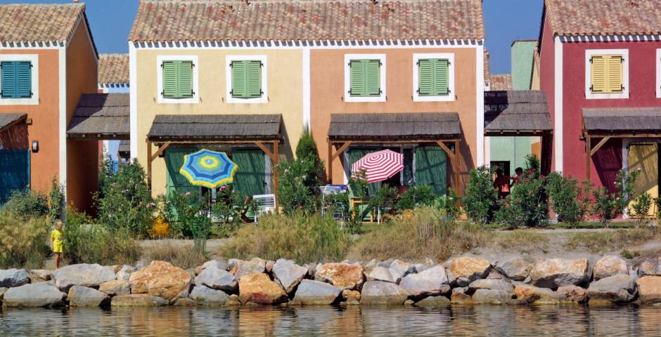 Beispiel 3-Zimmer-Reihenhaus Marinas - Feriendorf L'île des Pêcheurs