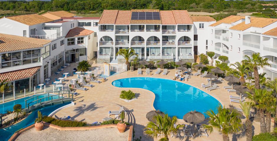 Les Bulles de mer Hotel & Spa sur la Lagune - Appartements