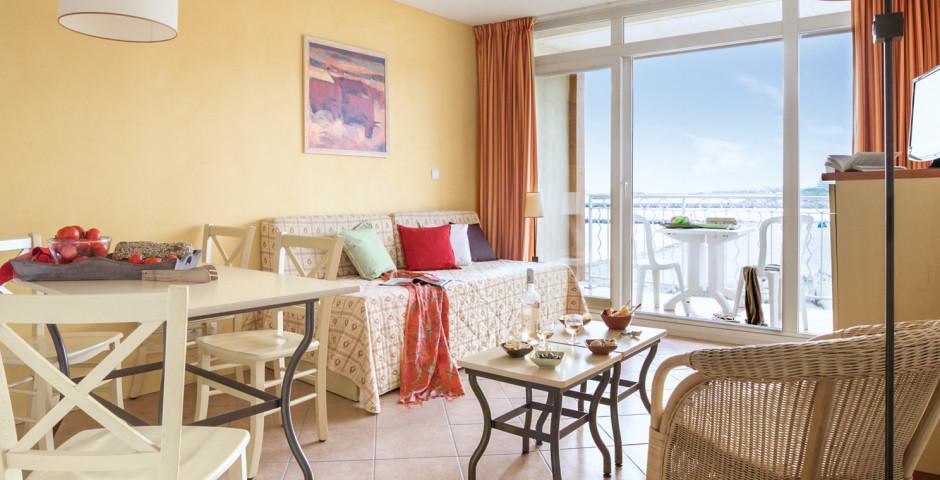 2-Zimmer-Appartement - Feriendorf Belambra «Le Vidourle»