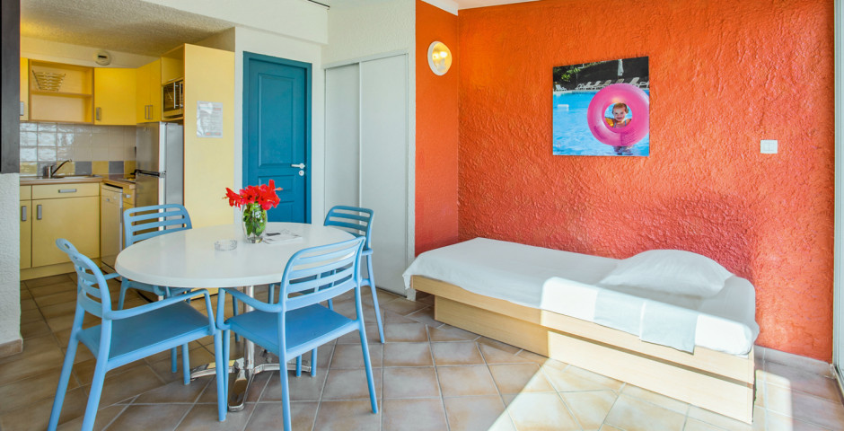 3-Zimmer-Bungalow - Ferienclub Belambra Pineto
