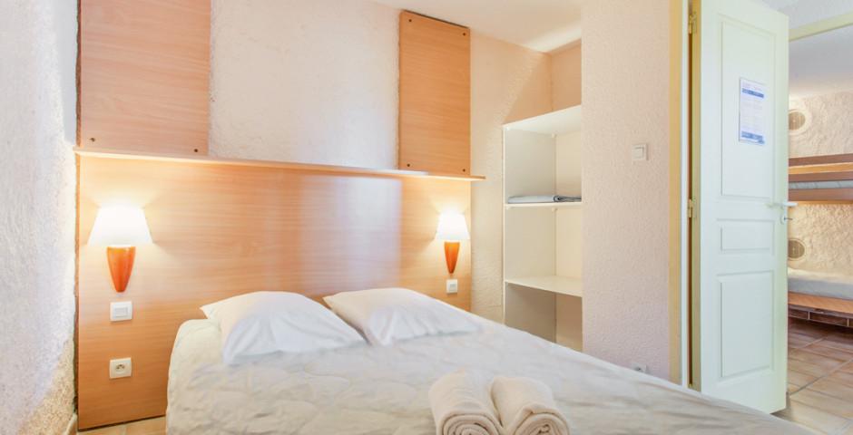4-Zimmer-Bungalow - Ferienclub Belambra Pineto