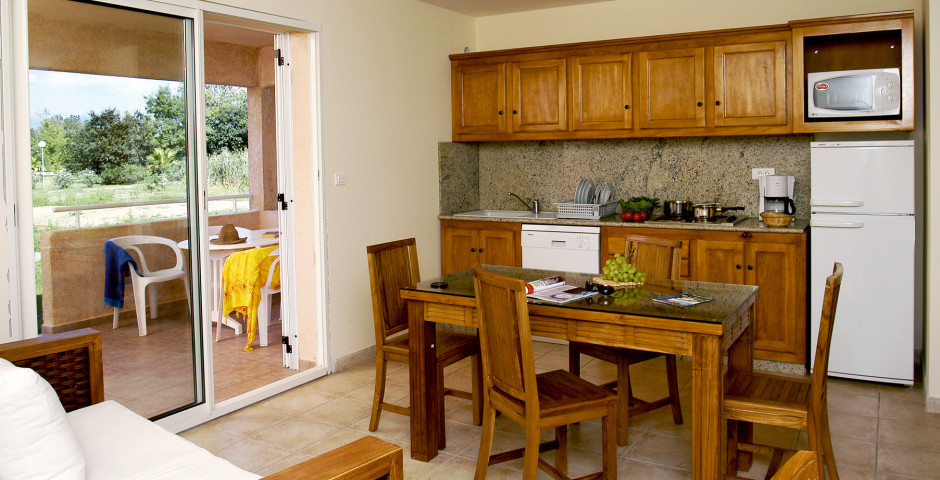 Appartement - Feriendorf Marina d'Oru