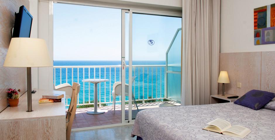 Exemple chambre double vue mer - Hôtel Planamar