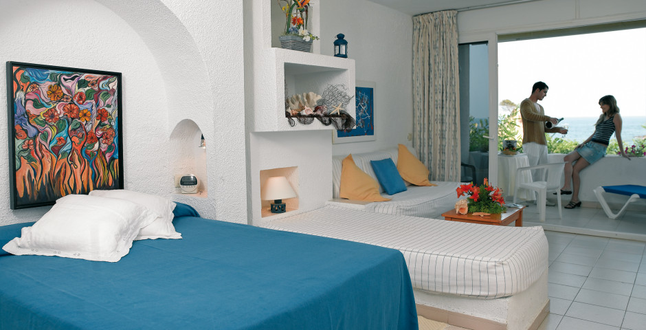 Beispiel Junior-Suite - Best Western Hotel Mar Menuda